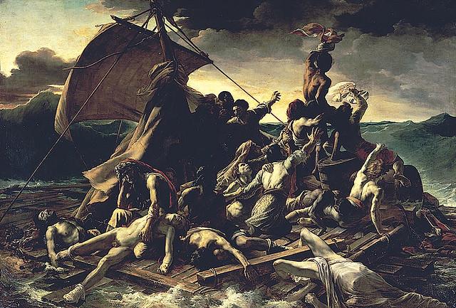 Théodore Géricault, Le Radeau de la Méduse (1818-1819)