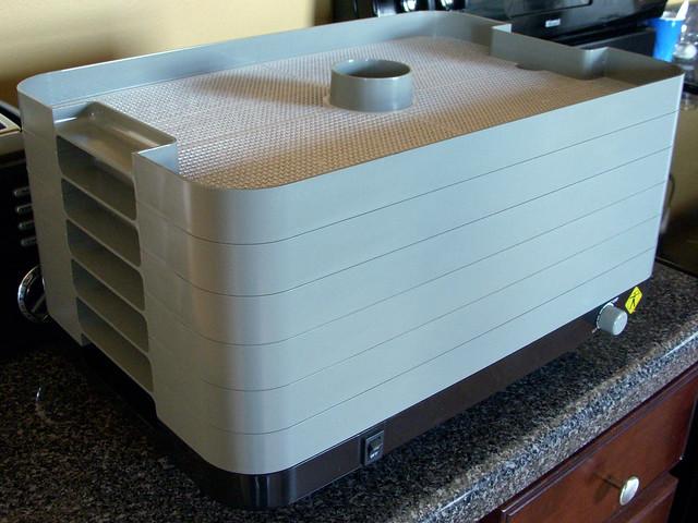 L'Equip 528 6-tray dehydrator