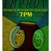 Sea Tea Improv March 14 Poster