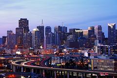 SF Skyline from Potrero Hill