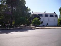 Edificio Sanmartiniano | Frente al monumento esta el Institu