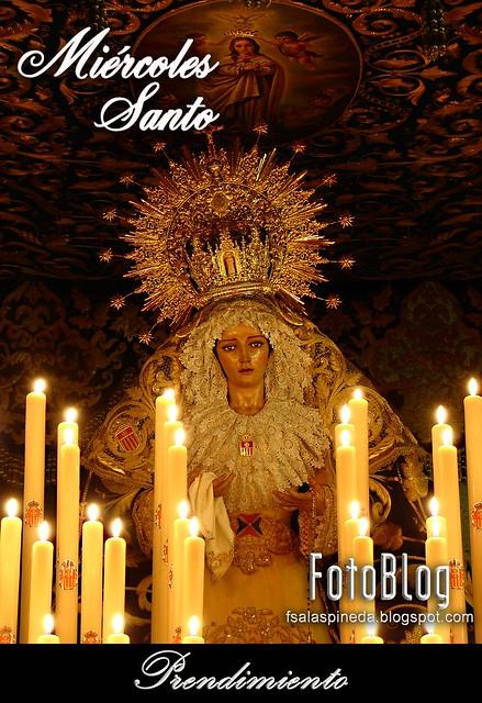 Almería, Semana Santa 2010. Cofradías del Miércoles Santo.