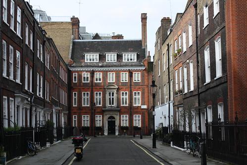 London Side Streets