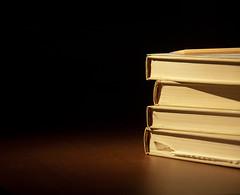 Books by Chris, via Flickr