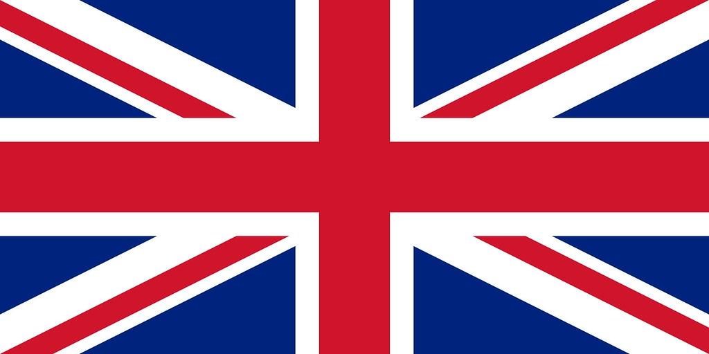 Englands Flagge