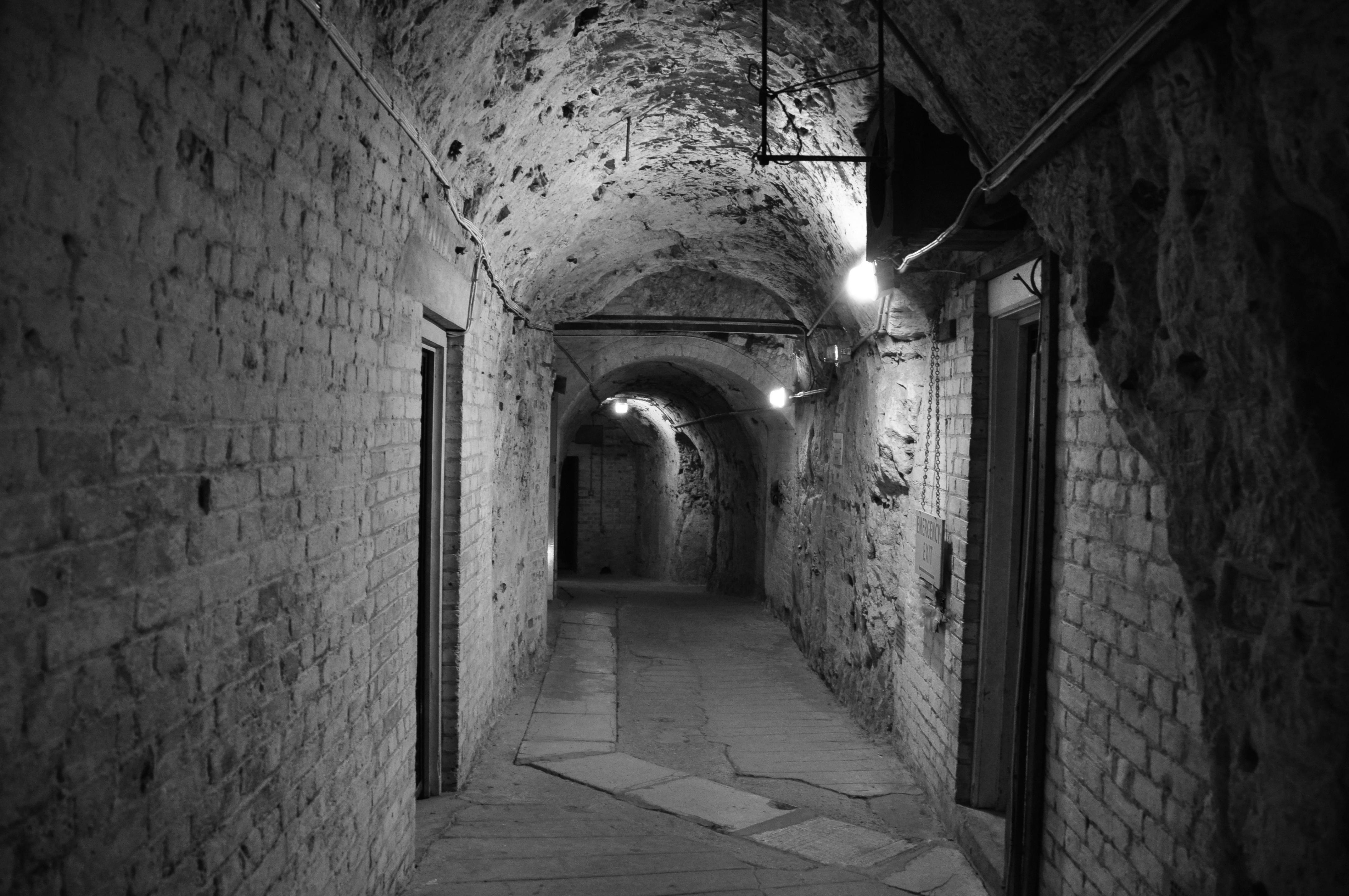 Dover Castle Secret War Tunnels | Sercret tunnels under ...