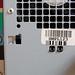 Small photo of Dell Service Tag