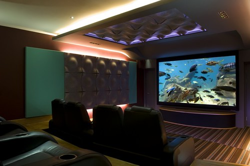 Client Home Cinema Screen 10