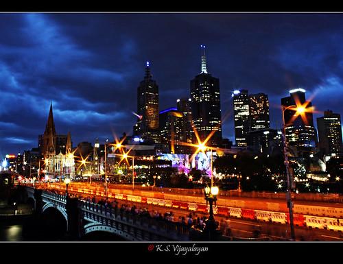 Melbourne CBD