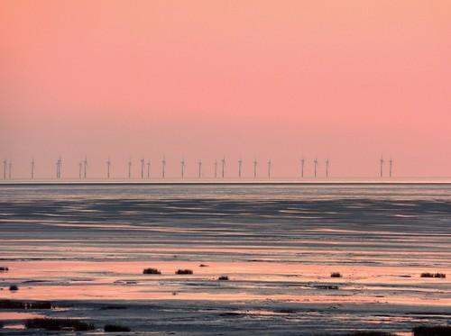 Sunset On Beach 17