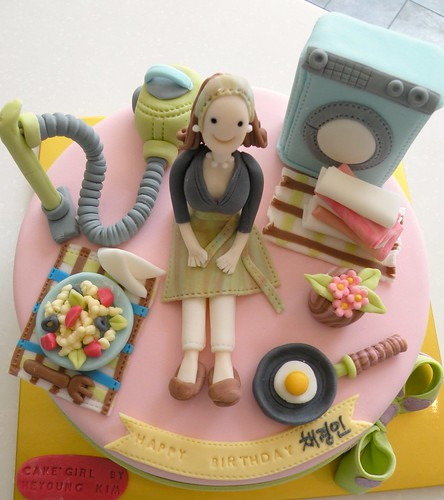 BCG Housewife cake