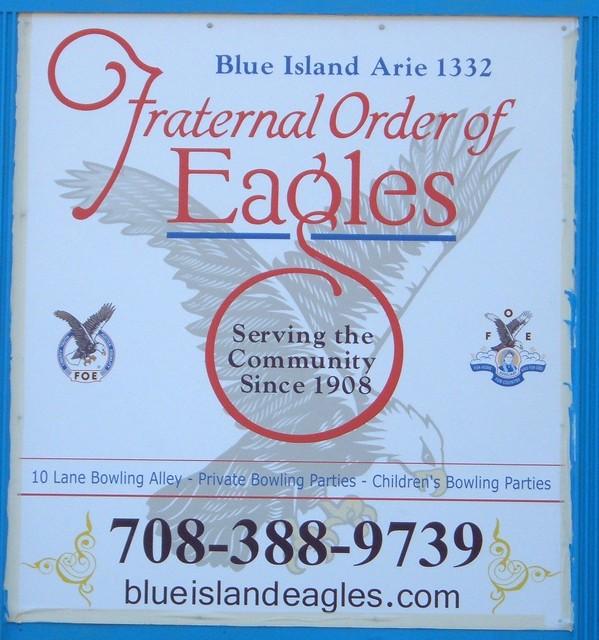 Blue Island Eagle (FOE 1332)