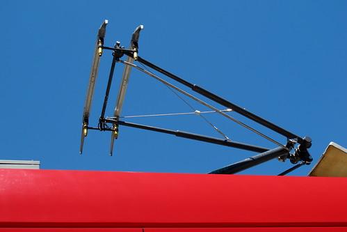 Streetcar Pantograph