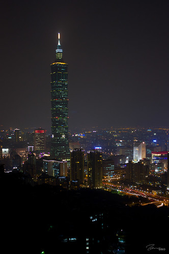 Night in Taipei