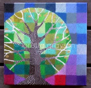 Test Pattern Tree 2