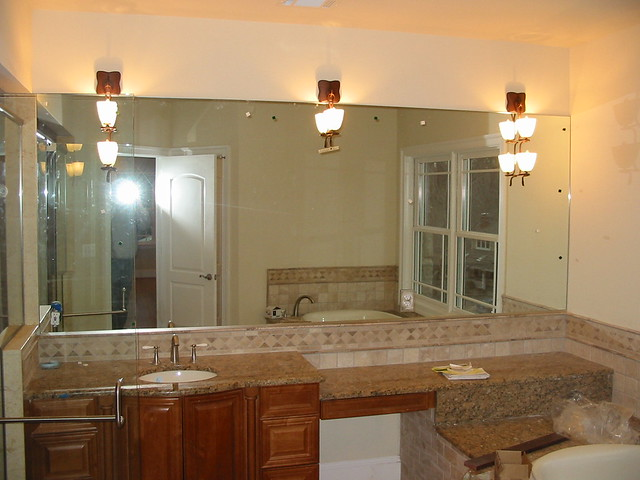 bathroom vanity lighting casual cottage