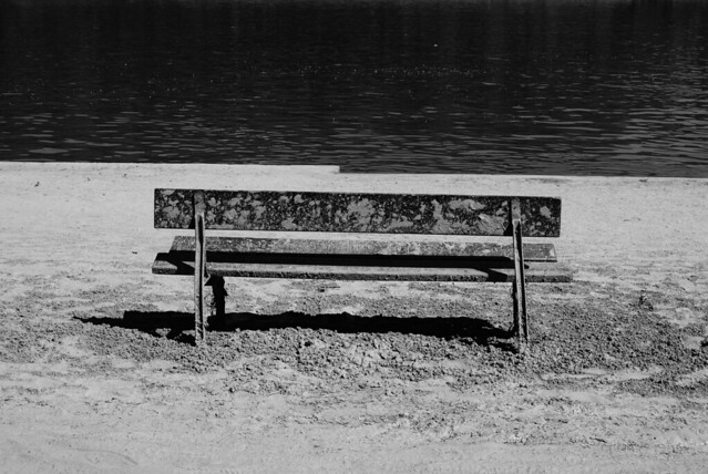 Inutile attesa - Useless waiting.