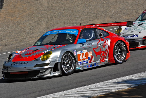 PORSCHE RSR FLYING LIZARD
