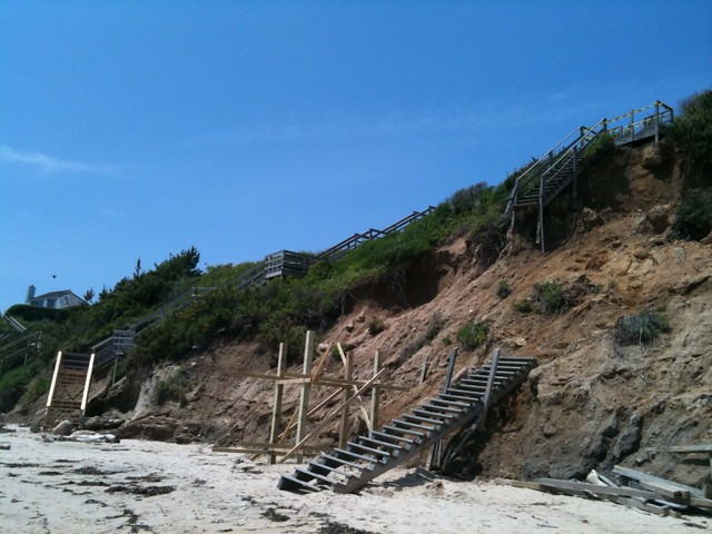 how to avoid beach erosion
