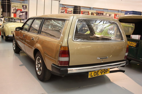 1975 Rover SD1 V8 Estate