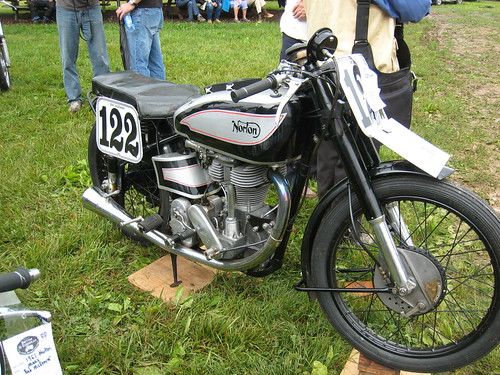 1948 Norton Manx