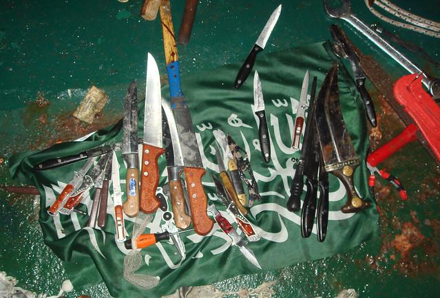 Foreging Kitchen Knife Set