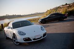 convertible(0.0), automobile(1.0), automotive exterior(1.0), wheel(1.0), vehicle(1.0), automotive design(1.0), porsche boxster(1.0), porsche(1.0), porsche cayman(1.0), land vehicle(1.0), luxury vehicle(1.0), supercar(1.0), sports car(1.0),