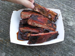 ribs, food, dish, brisket,