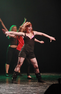 DanceAct Practice Night Spring 2010 Showcase