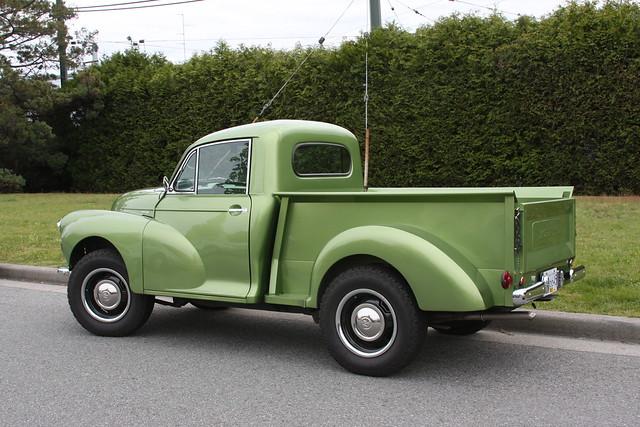 Morris Minor Truck Flickr Photo Sharing
