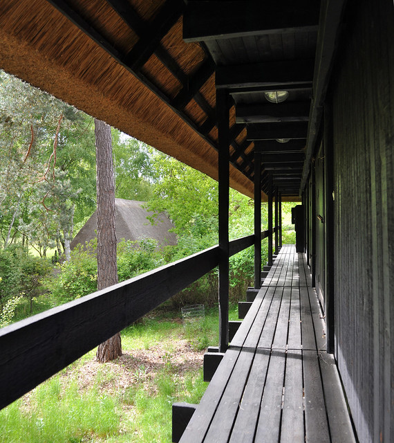 Summerhouse  Internal Rooms