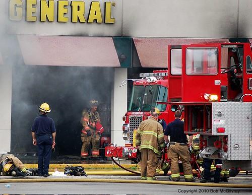 columbus ohio fireman firemen firefighter dollargeneral