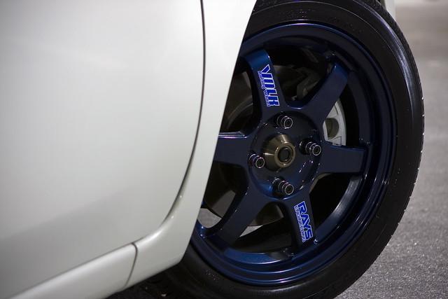Used Nissan Versa >> FS: Volk Racing TE37 - Mag Blue 16x7 +42 (4x114.3) - Nissan Versa Forums