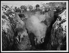 Hot stew in the trenches