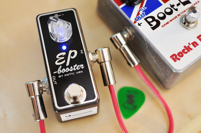 Photo:Xotic EP-Booster By yoppy