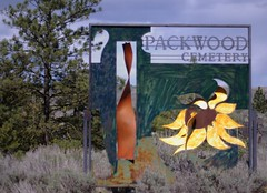 New Packwood Sign