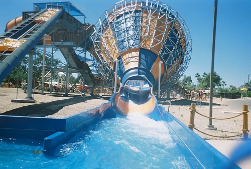 Tornado Splashdown and Exit