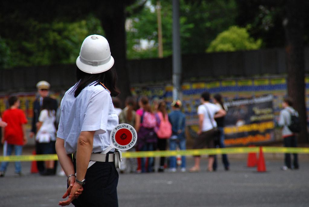 TAR: Niente gabbiotto il vigile deve lavorare in strada