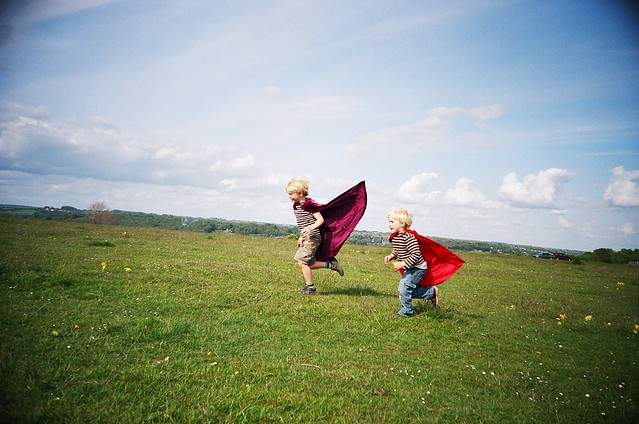 super heroes :: on film