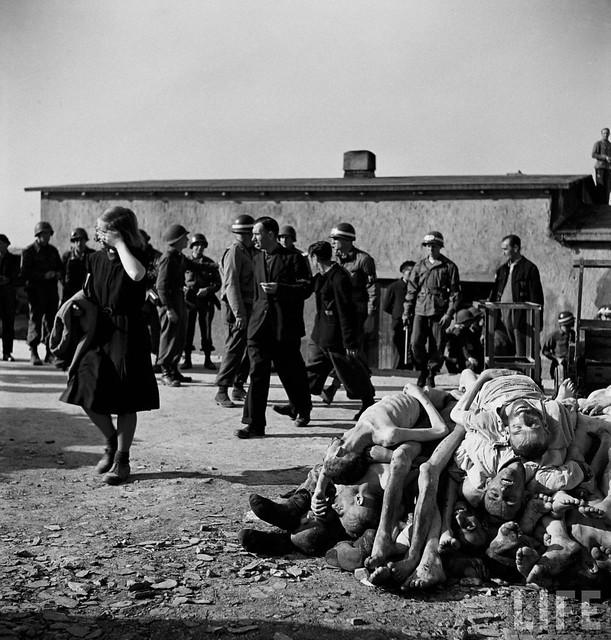 Buchenwald, by Margaret Bourke-White