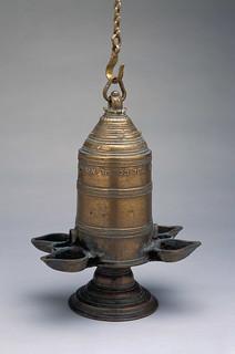 Synagogue Lamp (Parur, Kerala, India)