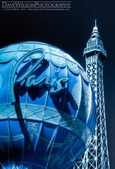 Paris, Las Vegas (IR HDR)