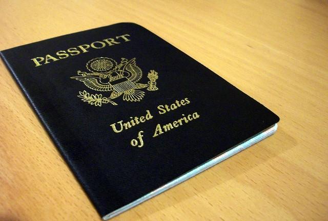 US Passport from Flickr via Wylio