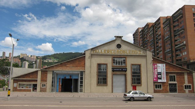 The Modern Art Museum of Medellin