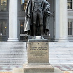 Washington DC: Department of Treasury - Albert Gallatin