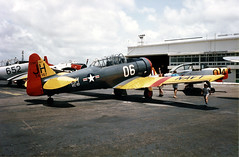 monoplane, aviation, airplane, propeller driven aircraft, vehicle, air racing, north american t-6 texan, focke-wulf fw 190, air force, republic p-47 thunderbolt,
