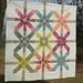 Supernova quilt by freshlypieced