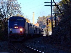 Amtrak in Staunton