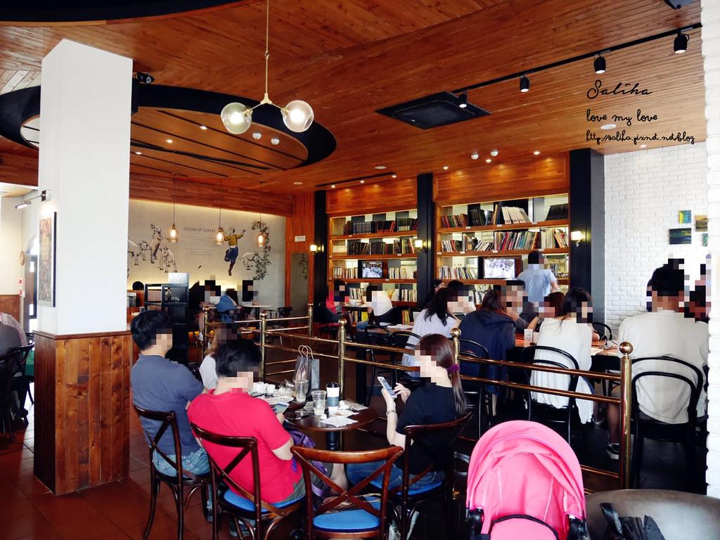 台中西屯區不限時餐廳咖啡館下午茶推薦卡啡那惠來店 (9)