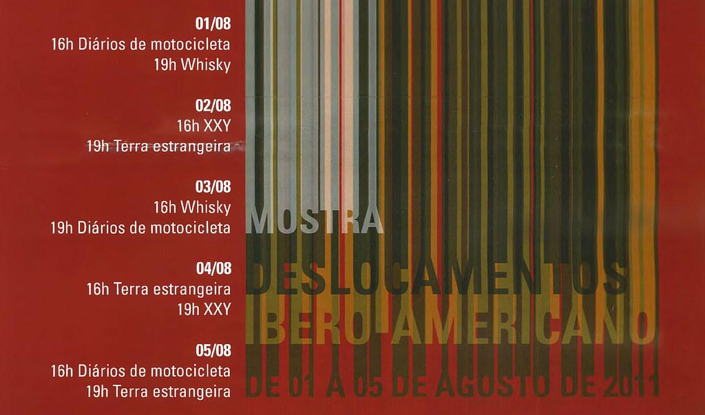 Deslocamentos Ibero-Americanos